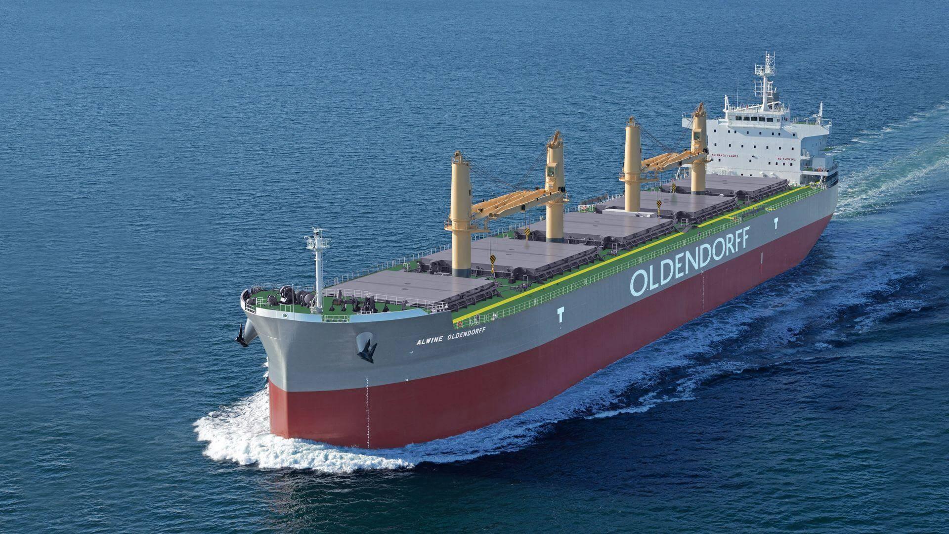 oldendorff carriers bulk cargo vessels dry bulk shipping